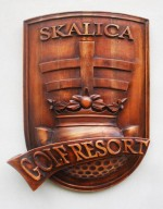 Logo golf resort Skalica