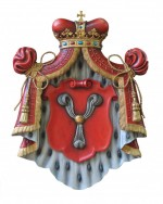 Erb Wappen Coat of arms Harrach